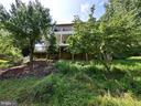 Backyard View - 9710 WOODFIELD CT, NEW MARKET