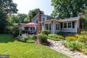 Stunning herb, flower and vegetable gardens. - 9114 MURDOCK RD, FAIRFAX
