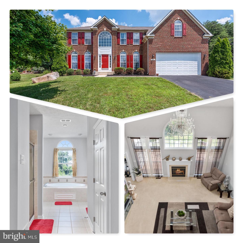 Single Family Homes için Satış at Hanover, Maryland 21076 Amerika Birleşik Devletleri