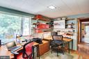 Main House Bedroom 3/Office - 1201 KEY DR, ALEXANDRIA