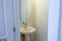 Half bath - 42767 KEILLER TER, ASHBURN