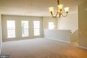 Spacious living room - 42767 KEILLER TER, ASHBURN