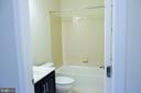 second bathroom - 42767 KEILLER TER, ASHBURN