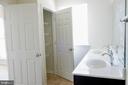 plenty of natural light  bathroom view - 42767 KEILLER TER, ASHBURN