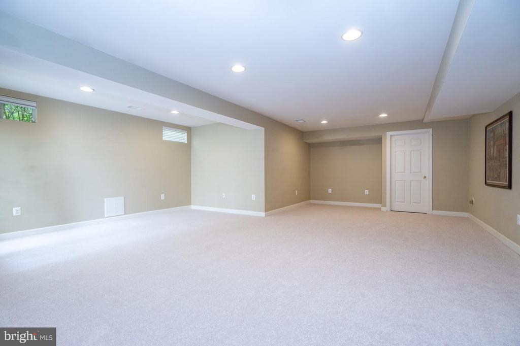 Rec room - 26112 TALAMORE DR, CHANTILLY