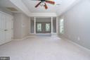 Master suite - 26112 TALAMORE DR, CHANTILLY