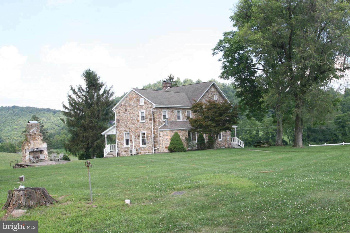 Single Family Homes for Sale at Shirleysburg, Pennsylvania 17260 United States
