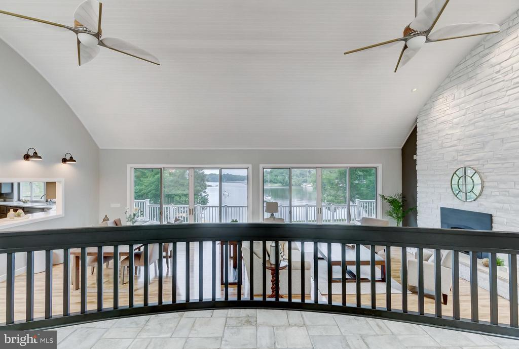 Beautiful views from every room - 98 POINT SOMERSET LN, SEVERNA PARK