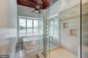 Master bath with soaking tub - 98 POINT SOMERSET LN, SEVERNA PARK