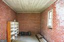 All brick garage - 610 LEWIS ST, FREDERICKSBURG