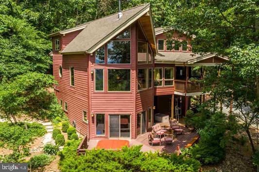 Single Family Homes للـ Sale في Crozet, Virginia 22932 United States