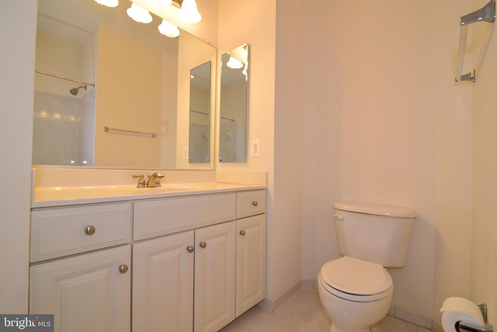Bathroom attached to 4th bedroom - 43980 RIVERPOINT DR, LEESBURG