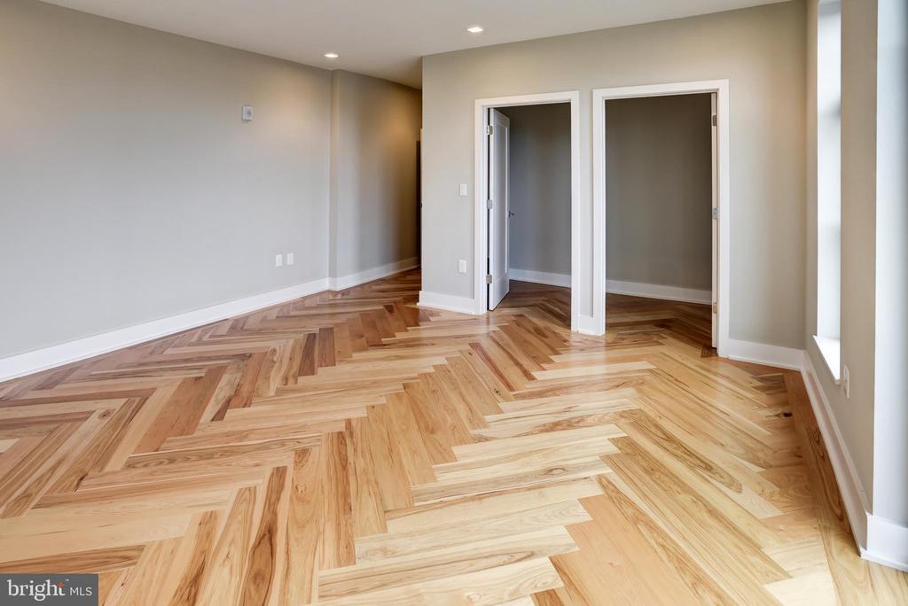 Master bedroom - 1345 K ST SE #PH2, WASHINGTON