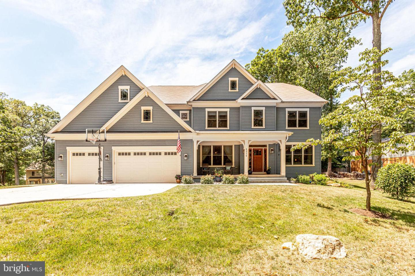 Single Family Homes للـ Sale في Annandale, Virginia 22003 United States