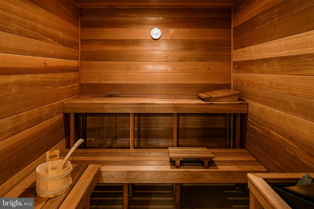 and even a relaxing Sauna - 1144 ROUND PEBBLE LN, RESTON