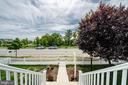 View from the veranda - 25233 RIDING CENTER DR, CHANTILLY