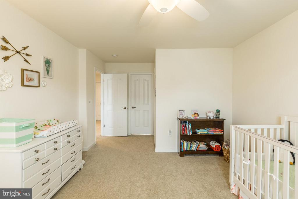Bedroom #3 (reverse angle). - 9 WOODLOT CT, STAFFORD