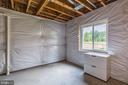 Unfinished basement space. - 9 WOODLOT CT, STAFFORD