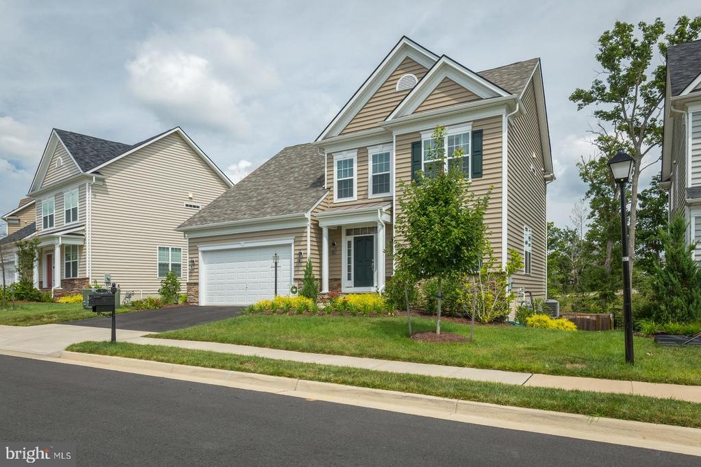 Colonial Forge at Augustine subdivision. - 9 WOODLOT CT, STAFFORD