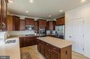 Gourmet kitchen. - 9 WOODLOT CT, STAFFORD