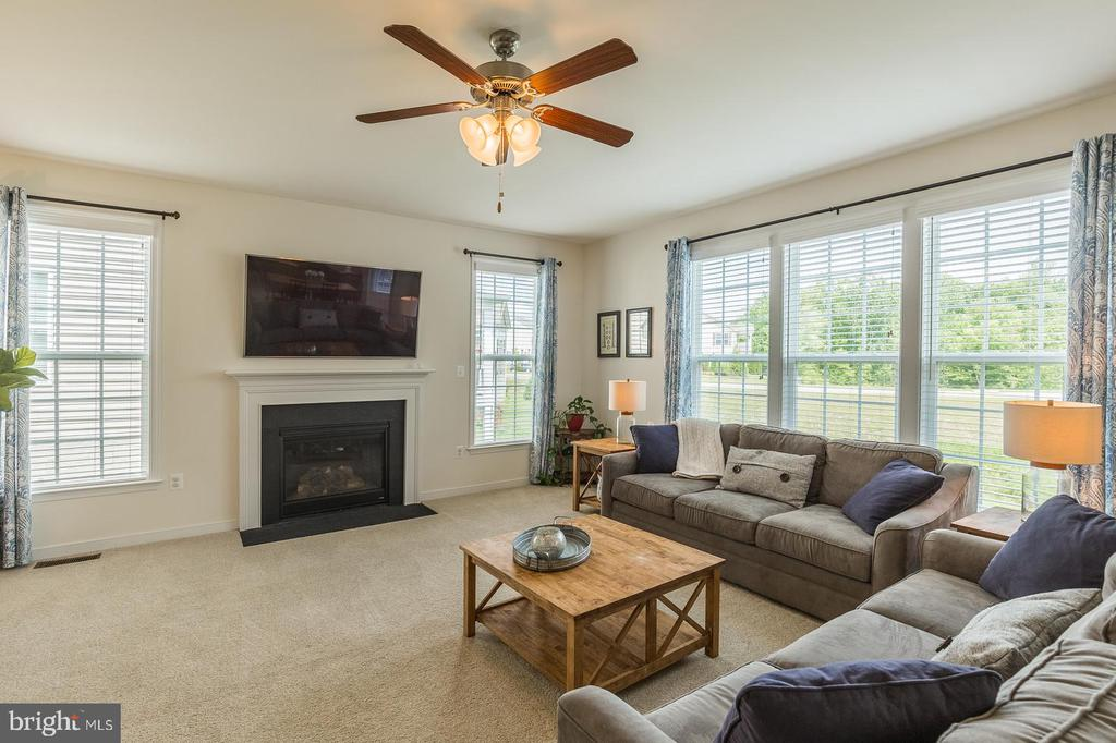 Ceiling fan and blinds convey. - 9 WOODLOT CT, STAFFORD