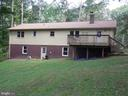 Back of House - 183 HEFLIN RD, STAFFORD