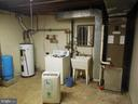 Utility Area - HVAC - Water Heater - Washer - 183 HEFLIN RD, STAFFORD