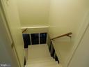Stairs to Basement - 183 HEFLIN RD, STAFFORD