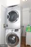 Upper level laundry - 3534 MORNINGSIDE DR, FAIRFAX