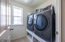 Walk in laundry room - 31 DAFFODIL LN, STAFFORD