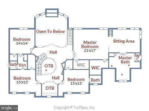 2nd Floor - 16813 HARBOUR TOWN DR, SILVER SPRING