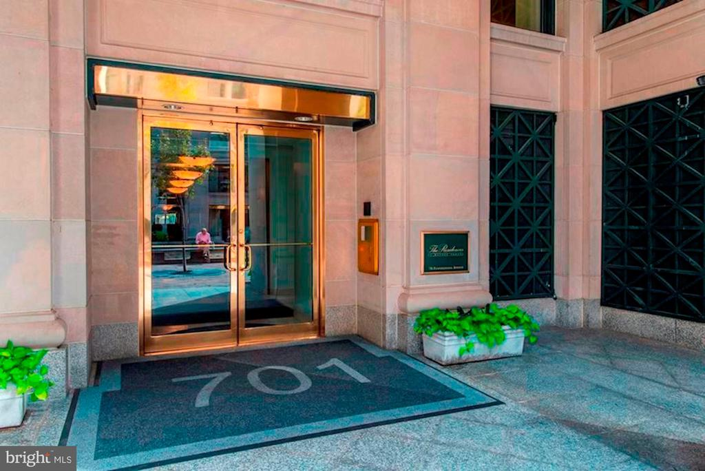 Entrance - 701 PENNSYLVANIA AVE NW #1025-1026, WASHINGTON