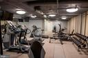 Gym - 701 PENNSYLVANIA AVE NW #1025-1026, WASHINGTON