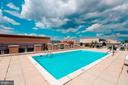Roof top Pool - 701 PENNSYLVANIA AVE NW #1025-1026, WASHINGTON