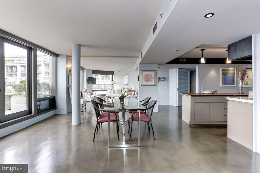 Open Floor Plan - 701 PENNSYLVANIA AVE NW #1025-1026, WASHINGTON