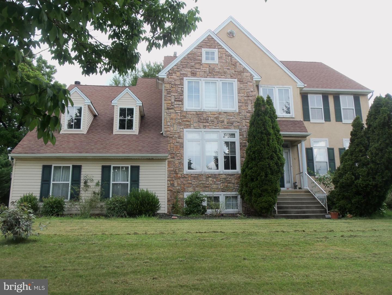Single Family Homes 용 매매 에 Cinnaminson, 뉴저지 08077 미국