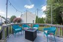 Perfect for lovely evenings!! - 46626 WINTERSET CT, STERLING