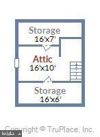 Attic - 2031 20TH RD N, ARLINGTON