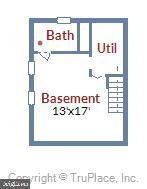 Basement - 2031 20TH RD N, ARLINGTON