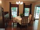 Formal Dining Room - 12609 TOLL HOUSE RD, SPOTSYLVANIA