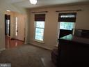Living Room/Home Office - 12609 TOLL HOUSE RD, SPOTSYLVANIA
