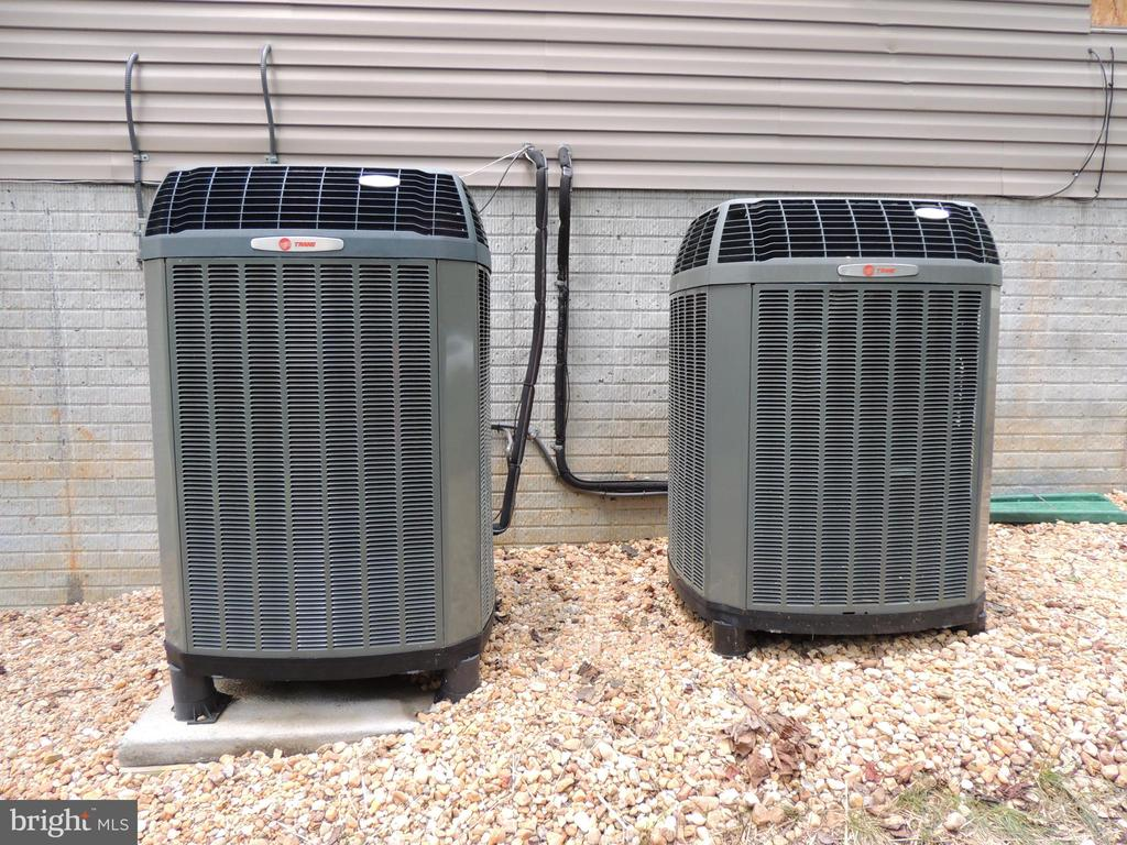 Newer HVAC Units - 12609 TOLL HOUSE RD, SPOTSYLVANIA