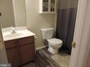 Hall Bath - 12609 TOLL HOUSE RD, SPOTSYLVANIA