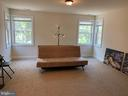 UL family room with water view - 17972 SWANS CREEK LN, DUMFRIES