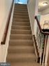 Stair to upper level - 17972 SWANS CREEK LN, DUMFRIES
