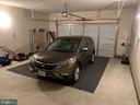 oversized two car garage - 17972 SWANS CREEK LN, DUMFRIES