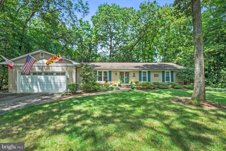 Single Family Homes 為 出售 在 Edgewater, 馬里蘭州 21037 美國