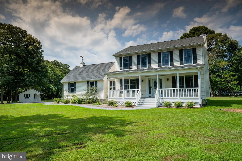 Single Family Homes por un Venta en Bozman, Maryland 21612 Estados Unidos