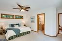 Guest House Bedroom with En-Suite Bath - 1201 KEY DR, ALEXANDRIA