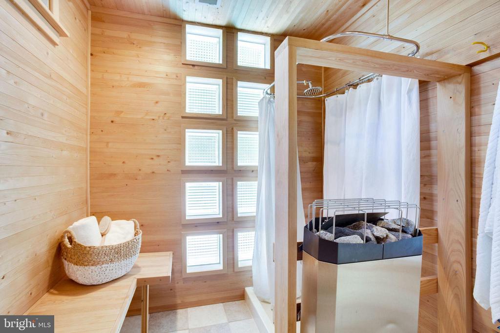 Guest House Sauna - 1201 KEY DR, ALEXANDRIA